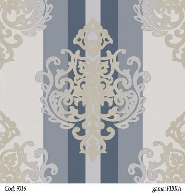 Tapet-baroc-albastru-gama-FIBRA-Cristiana-Masi-cod-9016