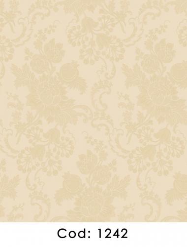 Tapet-bej-clasic-pentru-living-si-dormitor-gama-CARLOTTA-cod-1242