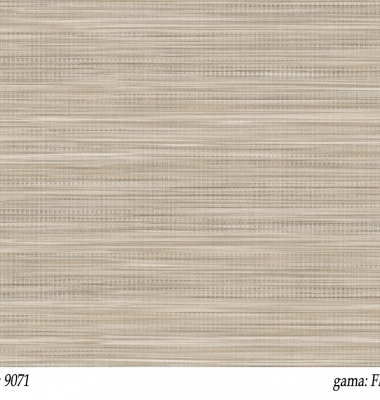 Tapet-bej-cu-dungi-orizontale-gama-FIBRA-Parato-cod-9071