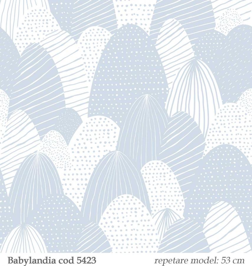 Tapet-bleu-pentru-copii--gama-Babylandia-cristiana-masi-cod-5423