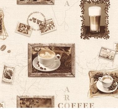 Tapet-cafea-pentru-bucatarie-RASCH-DECO-RELIEF-cod-855104