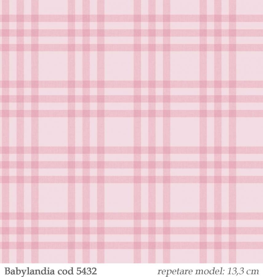 Tapet-carouri-roz-pentru-fetite--gama-Babylandia-cristiana-masi-cod-5432