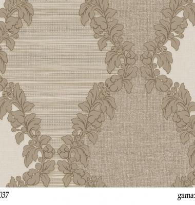 Tapet-clasic-maro-gama-FIBRA-cod-9037
