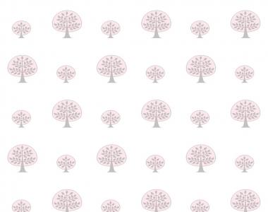 Tapet-copaci-roz-pentru-copii-gama-JACK-N-ROSE-cod-JR2102