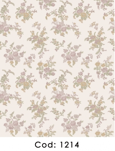 Tapet-cu-flori-lila-pentru-dormitor-si-living-gama-CARLOTTA-cod-1214
