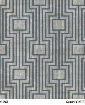 Tapet-cu-forme-geometrice-Cristiana-Masi-Parato-gama-CONCETTO-cod-9868