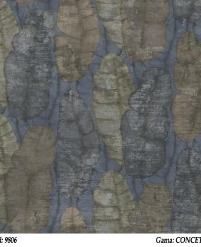 Tapet-cu-frunze-Cristiana-Masi-gama-CONCETTO-cod-9806