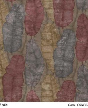 Tapet-cu-frunze-Cristiana-Masi-gama-CONCETTO-cod-9808
