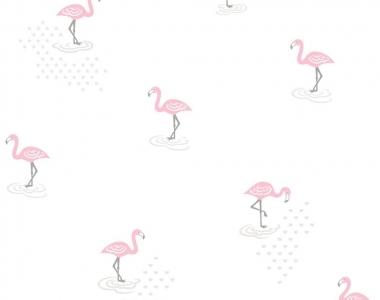 Tapet-cu-pasari-roz-pentru-copii-gama-JACK-N-ROSE-cod-JR2005