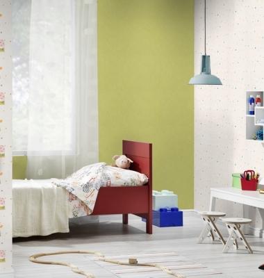 Tapet-cu-stelute-colorate-pentru-copii-gama-BAMBINO-productie-RASCH