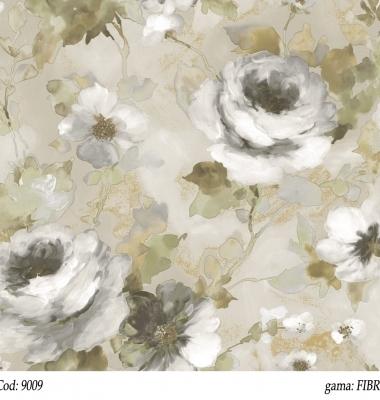 Tapet-cu-trandafiri-gri-gama-FIBRA-Cristiana-Masi-cod-9009
