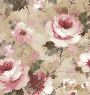 Tapet-cu-trandafiri-rosii-gama-FIBRA-Cristiana-Masi-cod-9008