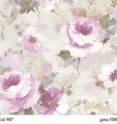Tapet-cu-trandafiri-roz-gama-FIBRA-Cristiana-Masi-cod-9007