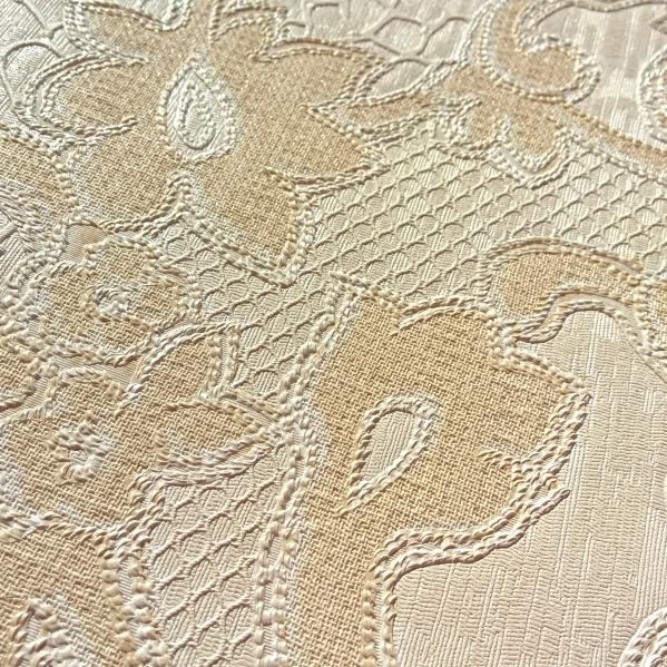 Tapet dantela model floral pentru dormitor si living gama UNICA 5 BLISS ART