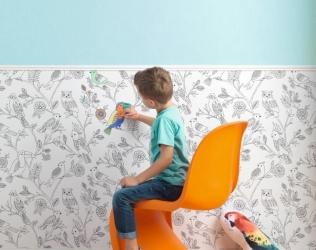 Tapet de colorat pentru copii gama KIDS AND TEENS 2