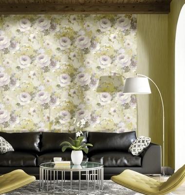 Tapet-floral-lavabil-productie-Parato-Cristiana-Masi-gama-FIBRA