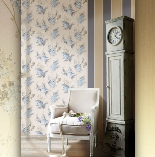 Tapet lavabil gama CHIC, modele clasice, florale si elegante.