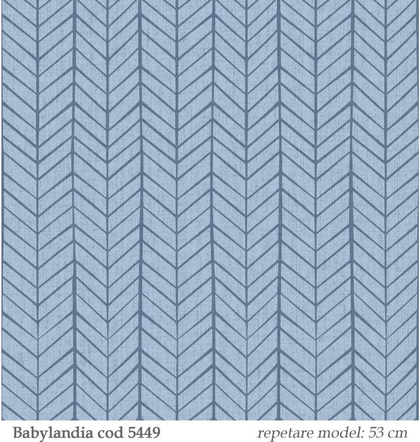 Tapet-lavabil-albastru-copii--gama-Babylandia-cristiana-masi-cod-5449