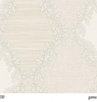 Tapet-lavabil-bej-model-clasic-gama-FIBRA-Cristiana-Masi-cod-9030