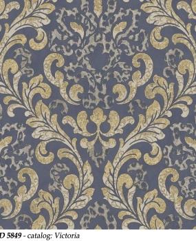 tapet-lavabil-clasic-albastru-cod-5849-victoria-bliss-art-design