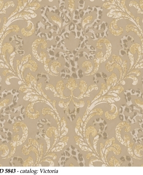 tapet-lavabil-clasicmaro-deschis-cod-5843-victoria-bliss-art-design