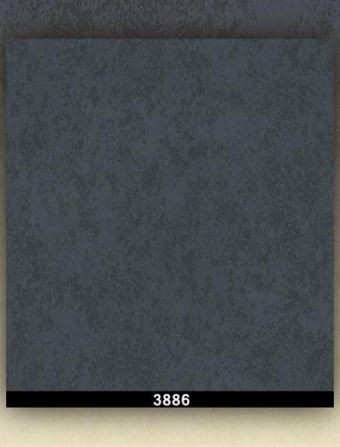 Tapet lavabil culoare albastru cu aspect de catifea gama DESIDERIA cod 3886