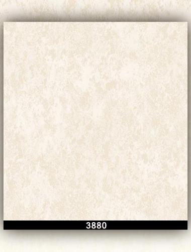 Tapet lavabil culoare ivoire aspect de catifea pentru dormitor si living gama DESIDERIA cod 3880