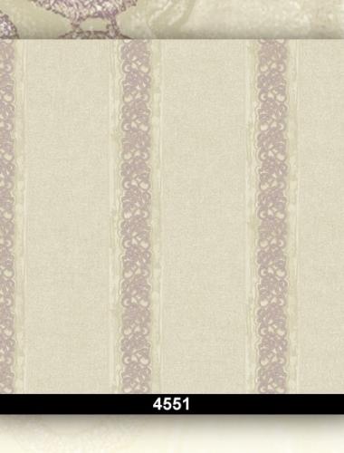Tapet lavabil floral pentru dormitor si living 4552