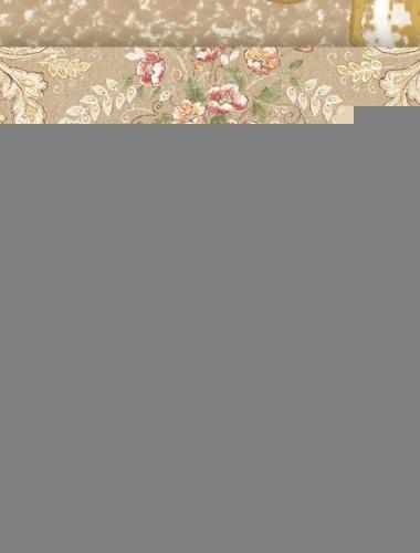Tapet lavabil floral pentru dormitor si living 4567