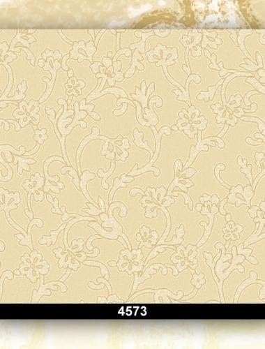 Tapet lavabil floral pentru dormitor si living 4573