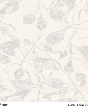 Tapet-lavabil-model-cu-frunze-Cristiana-Masi-gama-CONCETTO-cod-9810