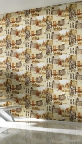 Tapet lavabil pentru bucatarie modele deosebite gama Tiles and More cod TM885422