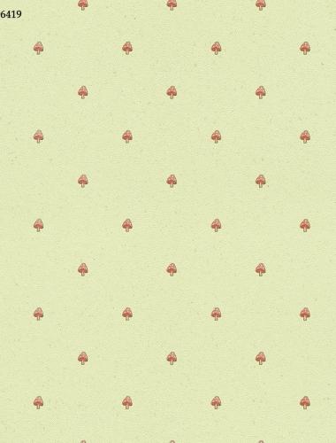 Tapet model cu ciupercute pentru camera copii  gama VILLA COPENRATH