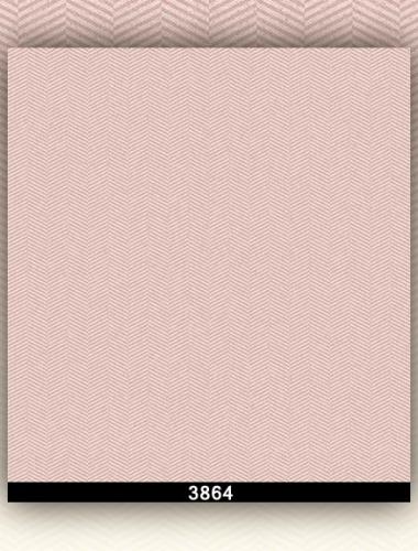 Tapet lavabil roz cu aspect de tesatura pentru dormitor si living gama DESIDERIA cod 3864