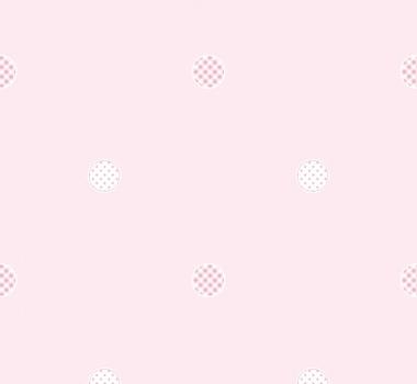 Tapet-lavabil-roz-cu-buline-pentru-copii-gama-FAVOLA-cod-3248