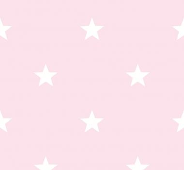 Tapet-lavabil-roz-cu-stelute-pentru-copii-gama-FAVOLA-cod-3244