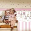Tapet lavabil pentru camera copil gama CIAO BIMBI