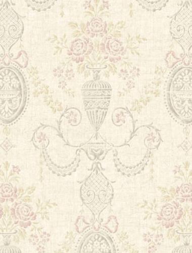 Tapet lavabil stil baroc Villa Medici cod VMB-006-01-9