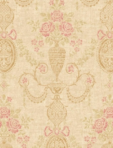 Tapet lavabil stil baroc Villa Medici cod VMB-006-03-7