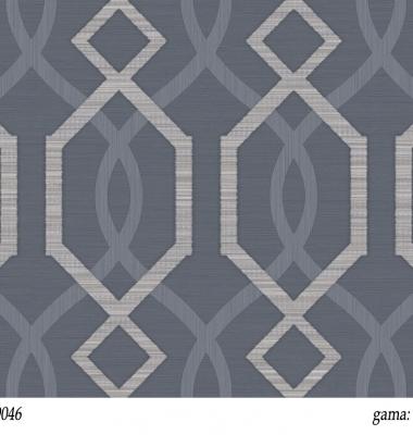 Tapet-living-cu-forme-geometrice-gama-FIBRA-cod-9046