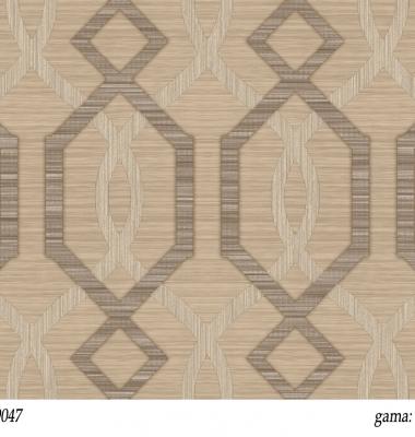 Tapet-living-cu-forme-geometrice-gama-FIBRA-cod-9047