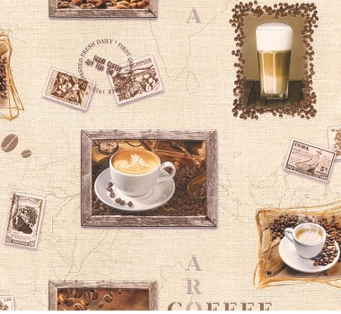 Tapet-model-cafea-pentru-bucatarie-RASCH-DECO-RELIEF-cod-855111