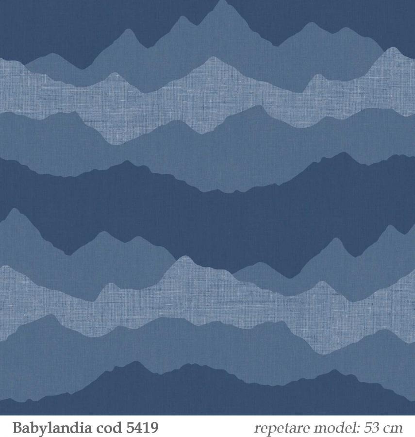 Tapet-nori-albastri-pentru-copii--gama-Babylandia-cristiana-masi-cod-5419