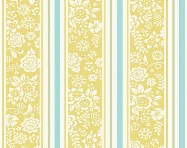 Tapet-pentru-copii-galben-cu-dungi-turcoaz-gama-JACK-N-ROSE-cod-JR4103