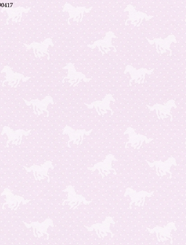 Tapet cai pentru camera copii  gama VILLA COPENRATH