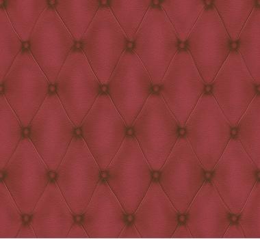 Tapet-rosu-imitatie-capitonaj-piele-gama-COSMOPOLITAN-cod-576207
