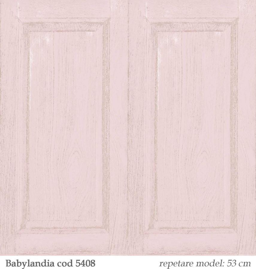 Tapet-roz-pentru-copii-Babylandia-Cristiana-Masi-cod-5408