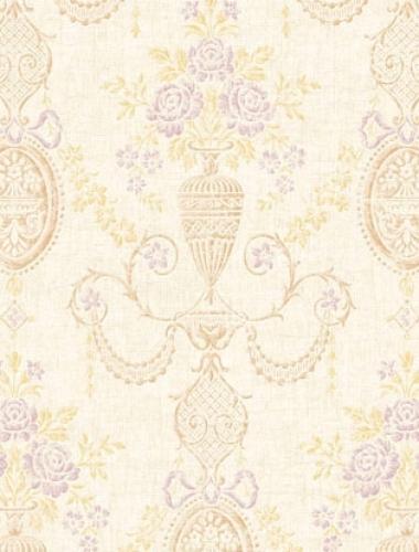 Tapet stil baroc Villa Medici cod VMB-006-12-5