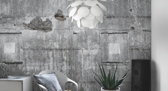 Tapet stil industrial aspect perete spart din caramida Factory productie RASCH Germania