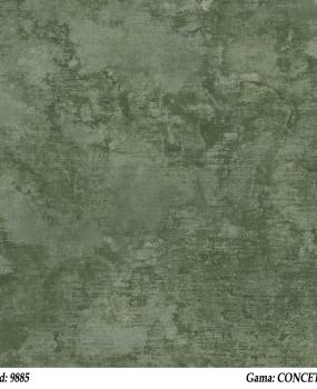 Tapet-verde-cu-aspect-de-catifea-Cristiana-Masi-Parato-gama-CONCETTO-cod-9885